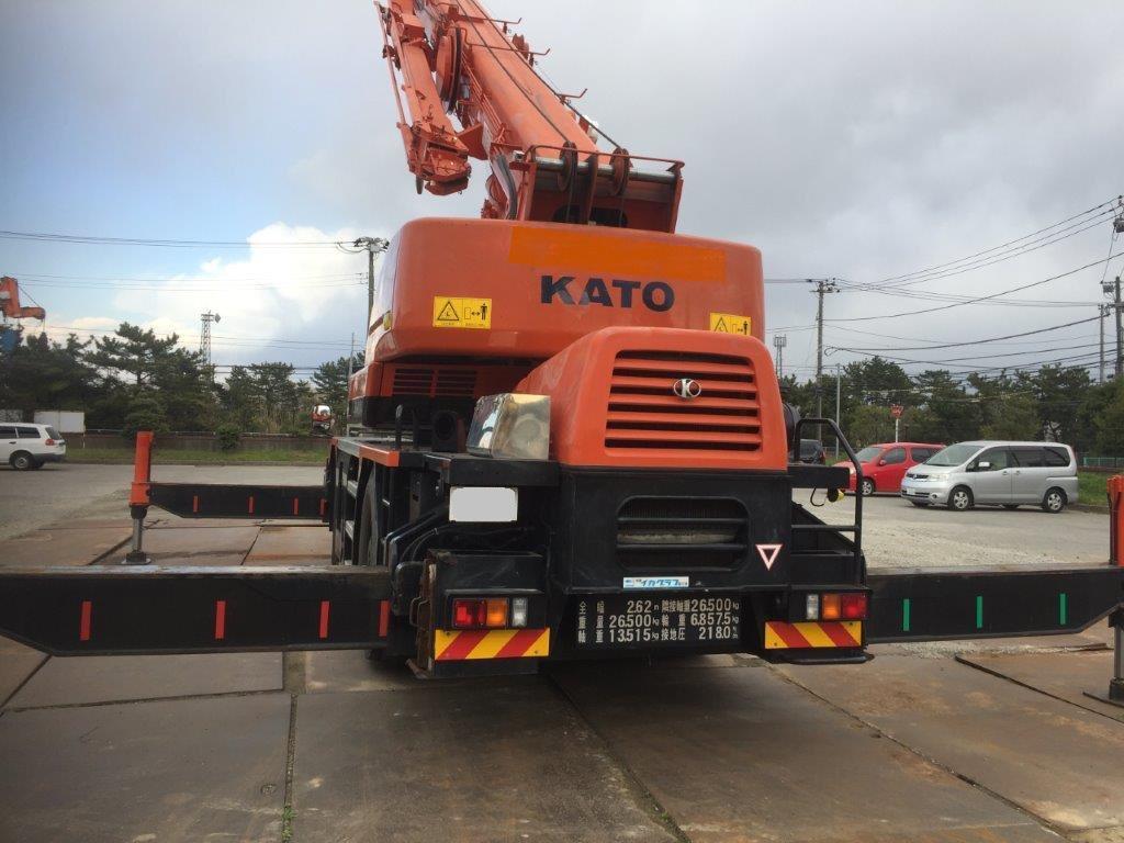 KATO(カトウ) ラフタークレーン KR-25H-V7画像