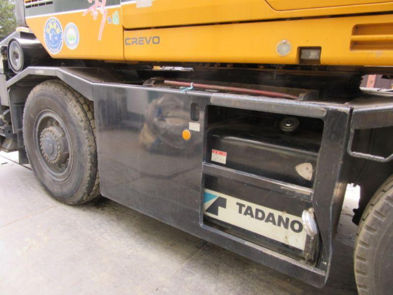 TADANO(タダノ) ラフタークレーン TR-160M-3画像