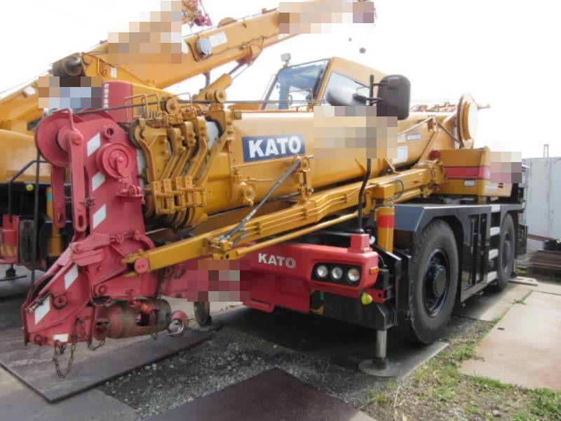 KATO(カトウ) ラフタークレーン KRM-20M画像